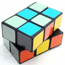 US Cuboid 2x2x3 Cube Twisty puzzle Smooth Fun Brain Training Toy for Kids