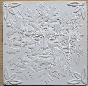 Greenman Texture Tile Mold for Glass Slumping 12.25 x 12.25 New Item Retails $40