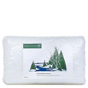 Dept-56-Ice-Crystal-Blanket-of-Snow-Christmas-Village-18-034-x84-034-52841-NEW-NIP-D56