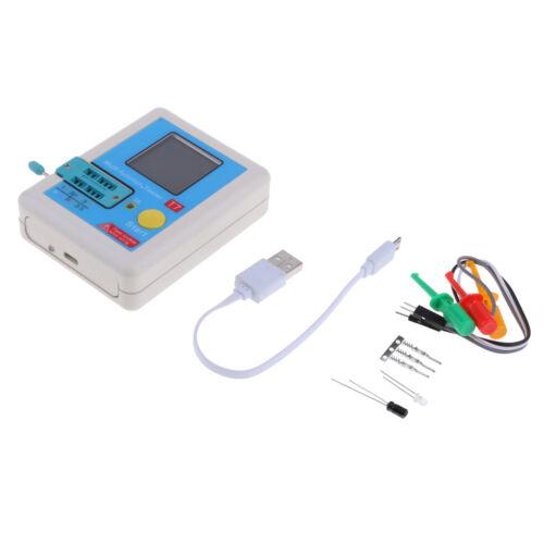 Tester Transistor TFT Test Diodi Capacità Multifunzione Componenti