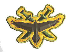 HALO Hawk Team Logo   -  Patch  Aufnäher - neu