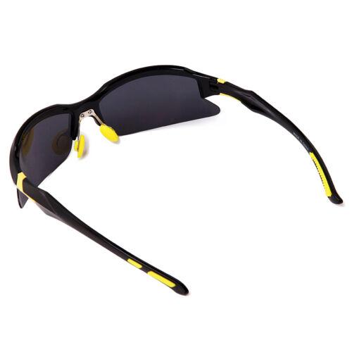 Mens Polarized Sunglasses Driving Aviator Outdoor Sports Cycling Eyewear Glasses