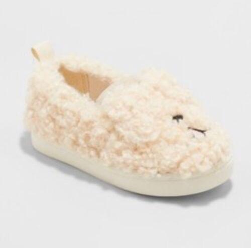 New Cat /& Jack Valtina Slip On Puppy Sneakers Tan Toddler Girls Shoe Sz 5 7 9 12