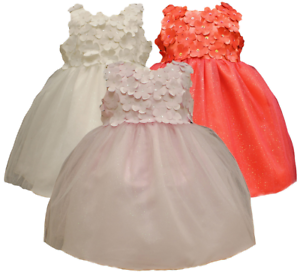 dee29c3d19a Image is loading Baby-dress-girl-COUCHE-TOT-christening-bridesmaid-sparkly-