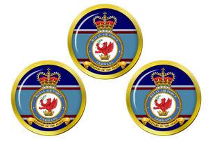 Royal-Air-Force-Allemagne-Marqueurs-de-Balles-de-Golf