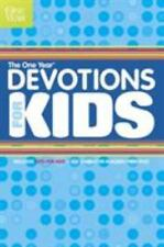 The One Year Devotions for Kids #1 (One Year Book of Devotions for Kids) by , Go