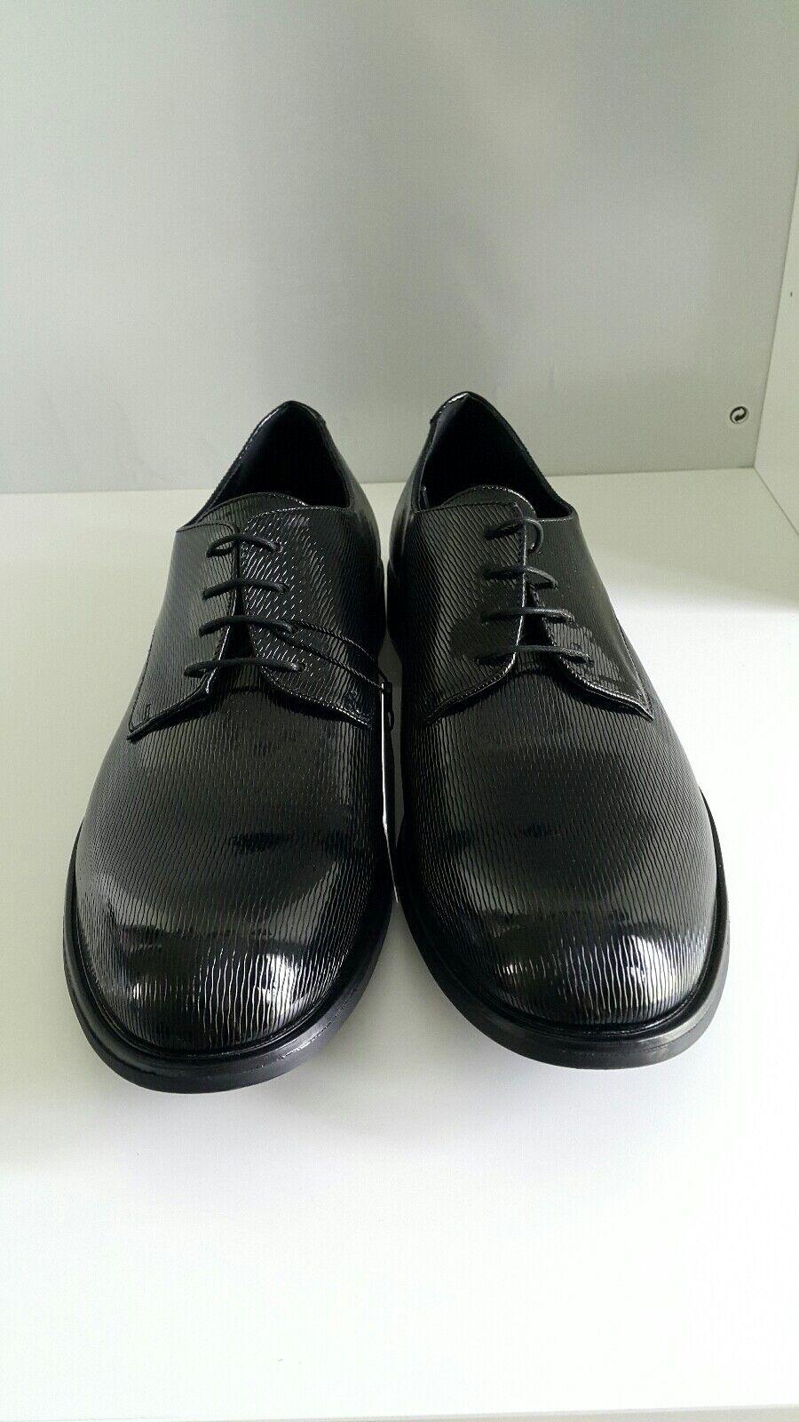 ZARA HOMME noir Dressy Chaussures Taille 11.5