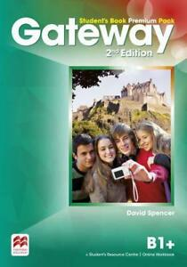 Gateway-2nd-Edition-B1-Students-Book-Pre-by-David-Spencer-NEW-book-FREE-amp-FAST