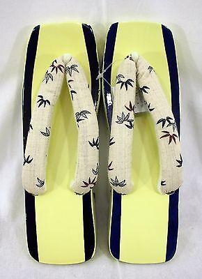 Kompetent 草履 Zori - Schuhe Gewachst - 24,5 Cm Größe 37 - SchöN Und Charmant