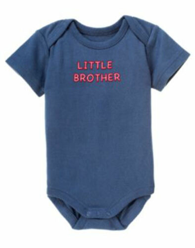 NWT Gymboree Baby Boy Bodysuit Top Tee Shirt Boys Body Suit Short Sleeve NEW