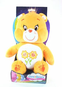 CARE-BEARS-plush-FRIEND-BEAR-12-034-soft-toy-cuddly-American-Greetings-NEW