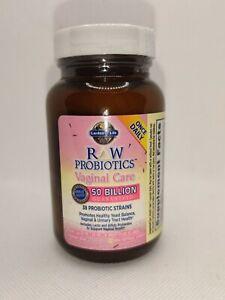 Garden of Life RAW Probiotics Vaginal Care 30 Veggie Caps ...