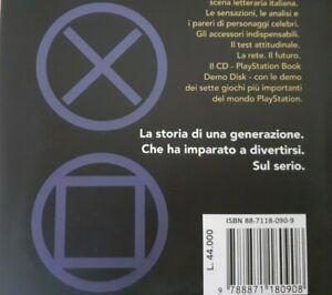 IL-GRANDE-LIBRO-DELLA-PLAYSTATION-PS-1-ENCICLOPEDIA-GUIDA-RETRO-STORIA-GIOCHI-CD