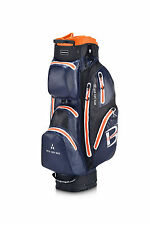 Bennington Cartbag  WFO Waterproof  Farbe: Midnight Blue/Orange/White Neu!