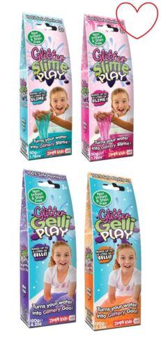 Gelli Slime Baff Glitter Pool Party Girls Baff Sparkle