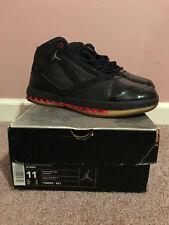 9a4201708e61ad Nike Air Jordan XVI 3 4 Hi Black varsity Red 136059-061 Original ...