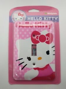 Hello-Kitty-Decorative-Light-Switch-Wall-Plate-Cover