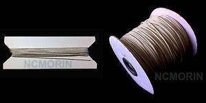 1.4mm - Alabaster Cord - 25ft - 50ft - 100ft - 300ft - Window Blind Cord, String