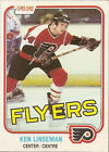 1981 O-PEE-CHEE Ken Linseman #244 Hockey Card