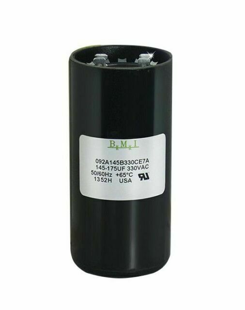 PMJ233 233-280 uf mfd 110-125 Volts Start Capacitor NEW