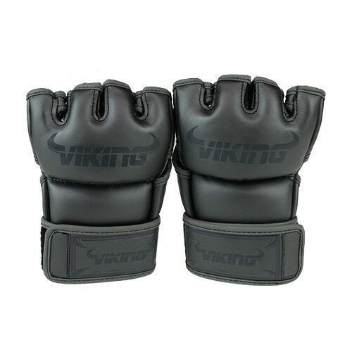 Grey Viking Taboo MMA Gloves