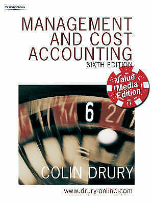 Management and Cost Accounting: Value Media Edition-ExLibrary