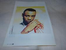 MC SOLAAR - Mini poster couleurs 2 !!!!!!!! !!!!!!!!!!