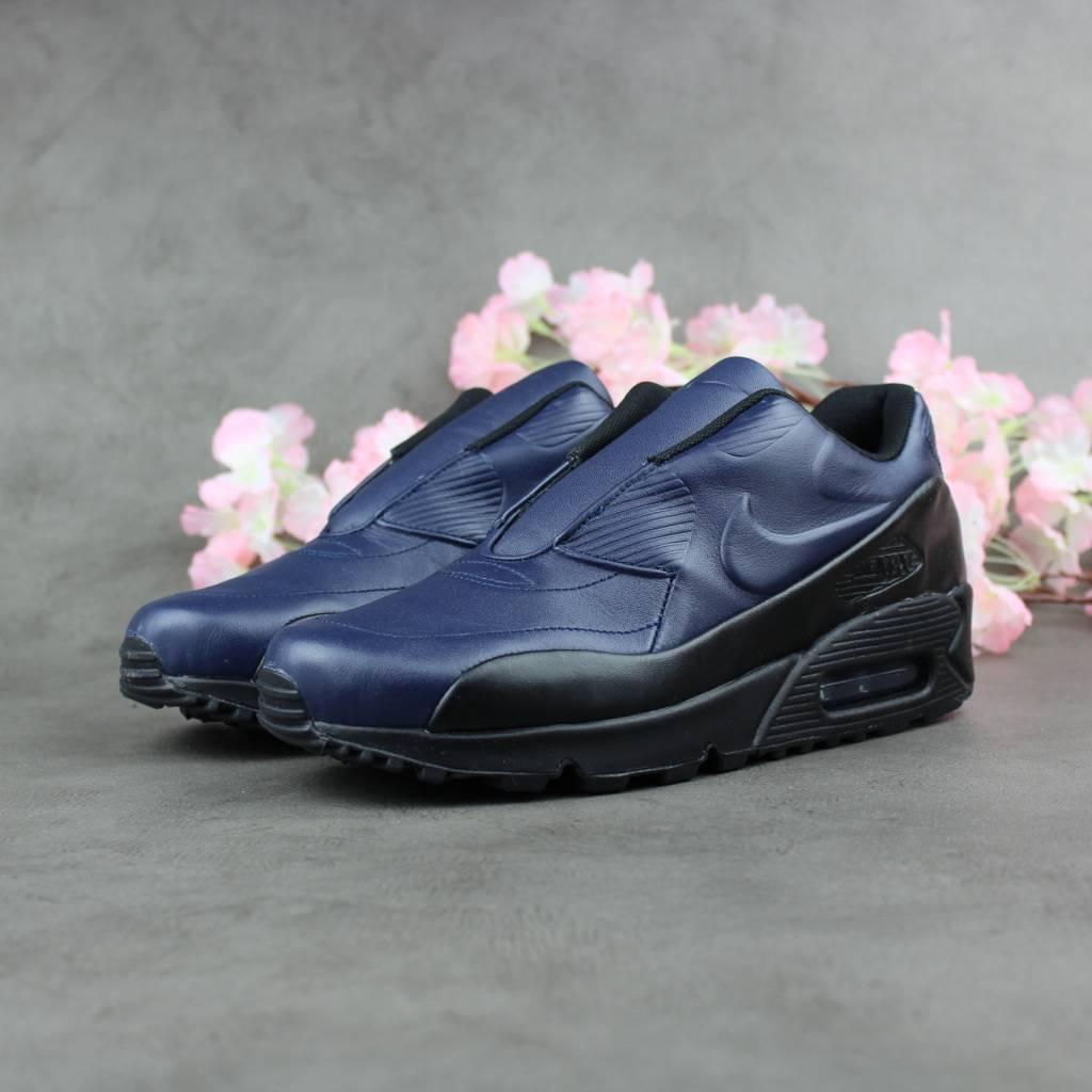 Nike Air Max 90 sp Negro sacai obsidiana señora Azul Negro sp 804550440 nuevo zapatos talla 38 c92cf8