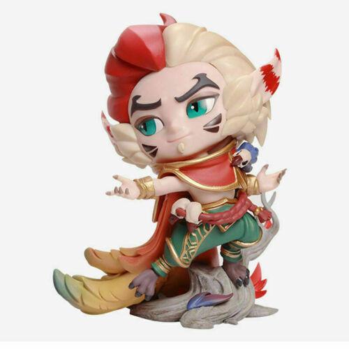 League of Legends Rakan und Xayah Actionfigurensammlung LOL Statue Official