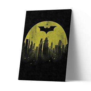 Poster Canvas Picture Art Print Premium Quality Batman Returns 2