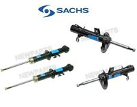 Mini Cooper R50 Base Standard Suspension 2 Front Struts 2 Rear Shocks Kit Sachs