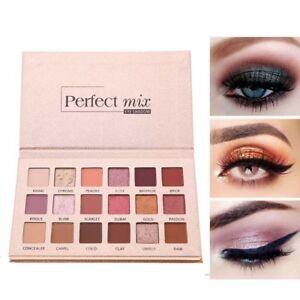 18-Colours-Eyeshadow-Eye-Shadow-Palette-Makeup-Kit-Set-Make-Up-Box-Beauty-Glazed