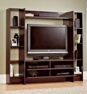 Superbe Image Is Loading Entertainment Center Wall Unit Storage Cabinet TV Stand