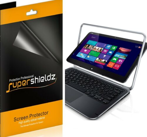 3X SuperShieldz Clear Screen Protector Shield Cover Saver for Dell XPS 12