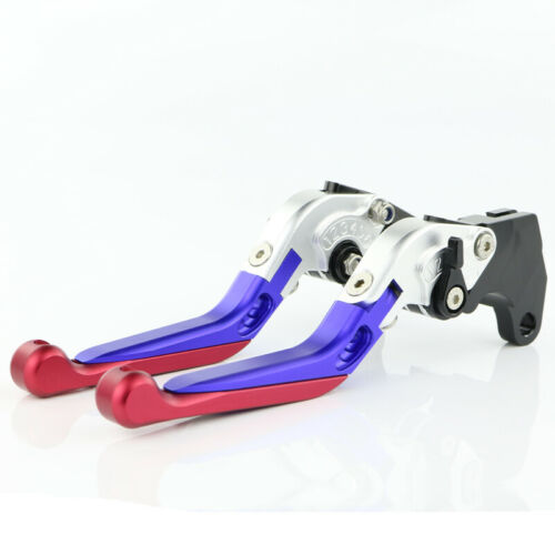 HRC+CBR Brake Lever Clutch Lever For HONDA CBR600RR F5 2003 2004 2005 2006