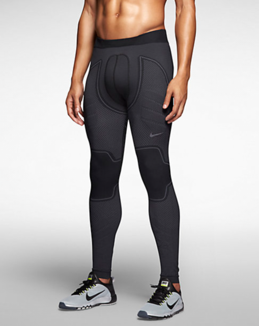 Men's Nike Pro Combat Hyperwarm Flex