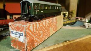 Marklin-echelle-ho-voitures-voyageurs-1er-classe-346-1