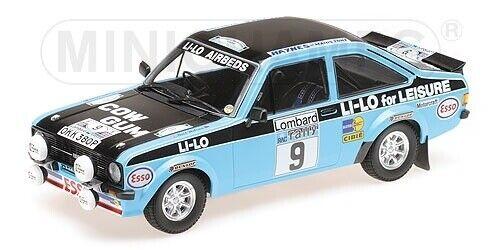 Ford Escort RS 1800 LI-LO Equipe Esso Lombard RAC Rally 1978 - 1 18 -