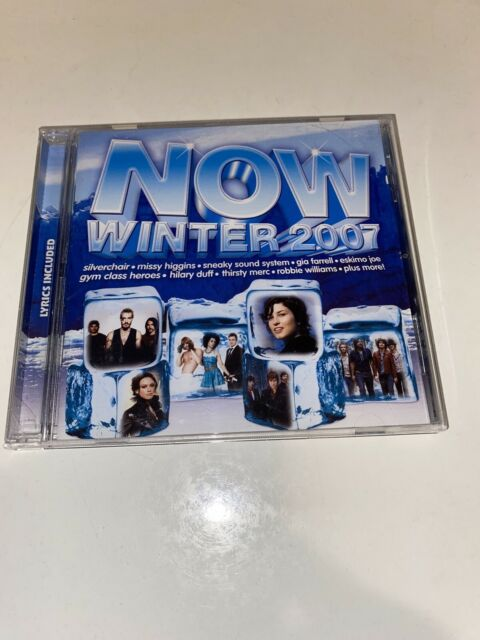 Now Winter 2007 CD Australia Ex Shop Display