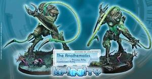 Infinity BNIB Combined Army - The Anathematics (Plasma Rifle)