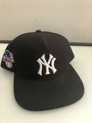 RARE New York Yankees Supreme X '47 Brand Snap Back Baseball Cap