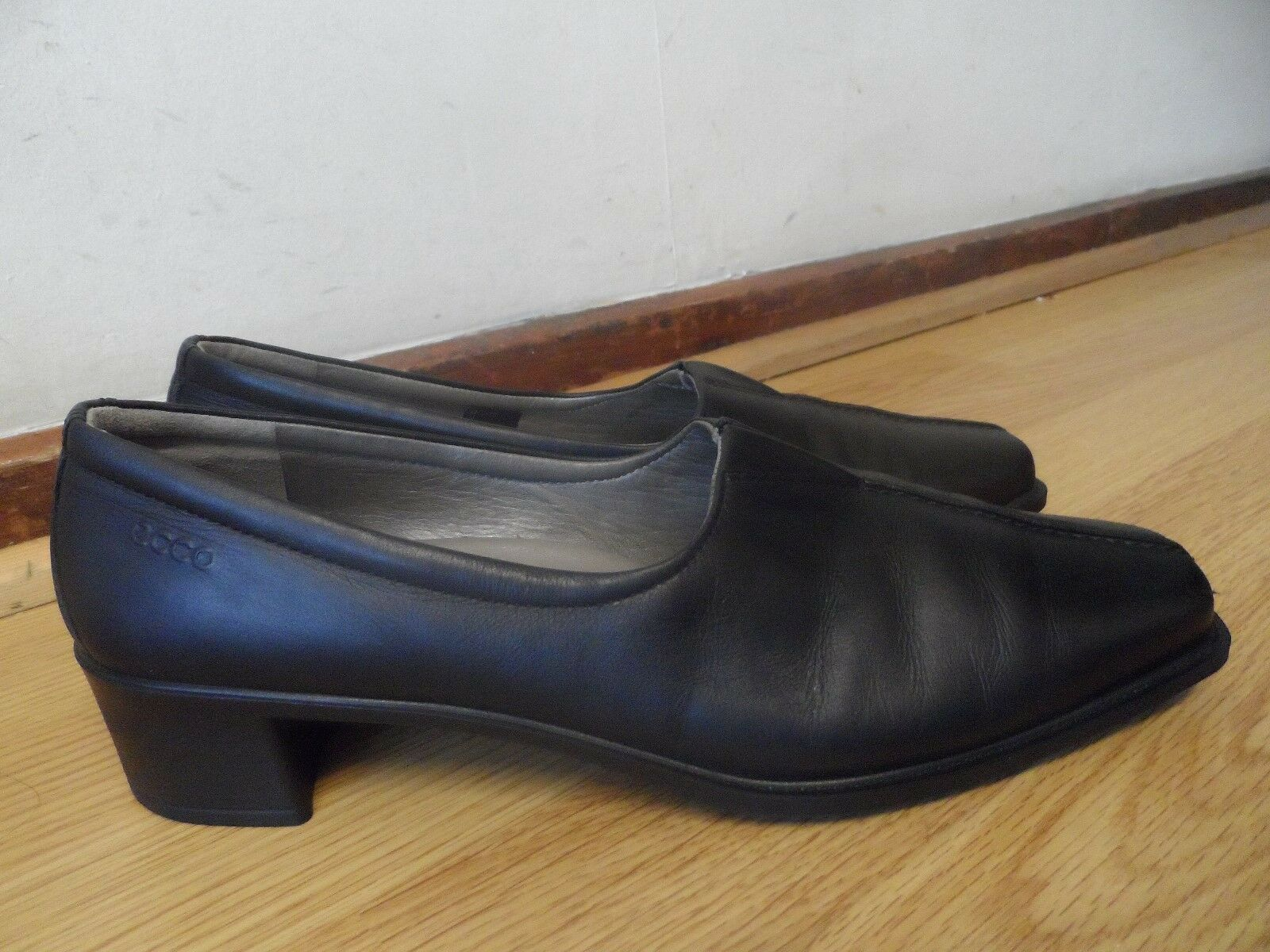 ECCO WOMENS SHOES LEATHER SIZE UK 6