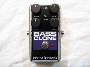 Used-Electro-Harmonix-EHX-Bass-Clone-Bass-Chorus-Effects-Pedal
