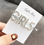 Girls-Cute-Crystal-Rhinestone-Words-Hairpin-Hair-Barrette-Clip-Hair-Accessories thumbnail 8