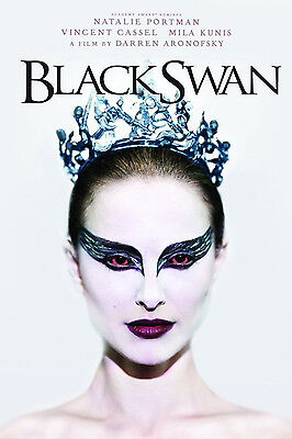 A3//A4 size POSTER Drama film Movie Film  #21 Mystery Black Swan