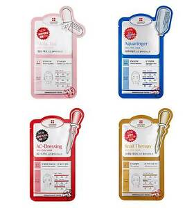 Korean-LEADERS-Facial-Face-Mask-Pack-sheet-Whitening-Hydrating-Moisture-Soothing