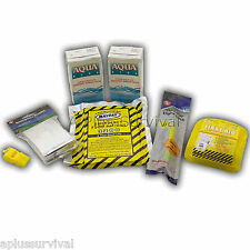 Childrens 1 Day Deluxe School Emergency Survival Kit