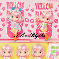 "Takara 8"" Middie Blythe Doll Yellow Marshmallow"