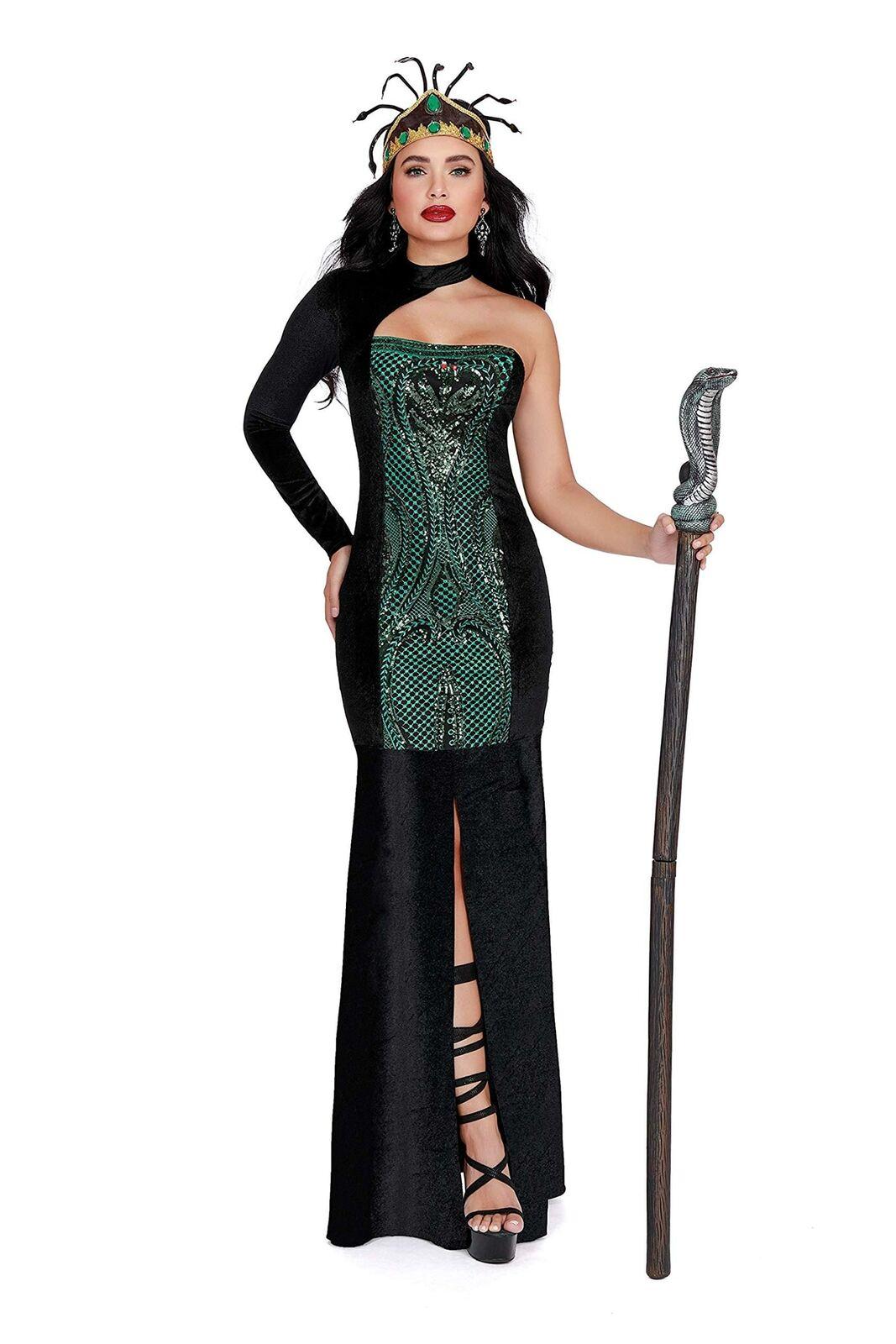 Medusa Adult Women's Costume