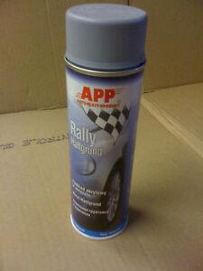 3 bombes spray appret gris 500ml peinture auto carrosserie ebay. Black Bedroom Furniture Sets. Home Design Ideas